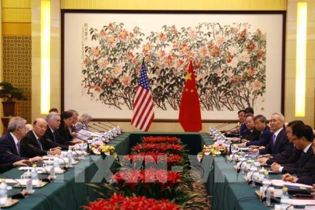 Trung Quốc cảnh báo việc Mỹ áp thuế sẽ phá hỏng mọi thỏa thuận thương mại đạt được