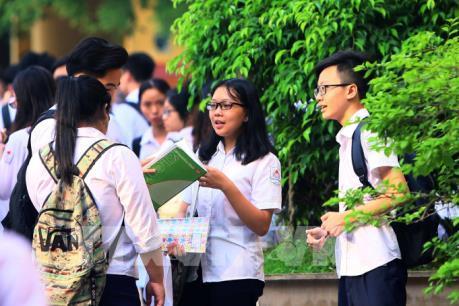 Hà Nội: Gần 95.000 thí sinh bước vào kỳ thi tuyển sinh lớp 10 THPT