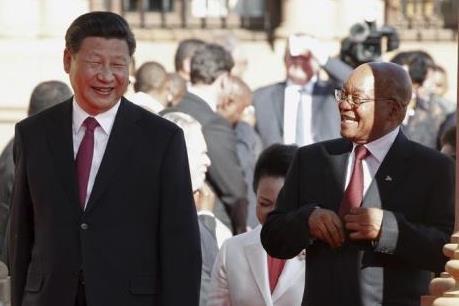 Trung Quốc tăng cường hiện diện về kinh tế, đầu tư tại châu Phi