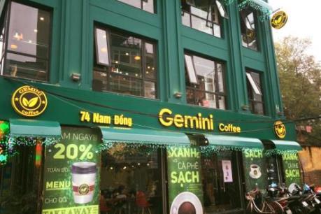 Gặp gỡ người sáng lập chuỗi Gemini Coffee ở Hà Nội