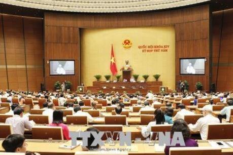Thông cáo của Văn phòng Quốc hội về Dự án Luật Đơn vị hành chính - kinh tế đặc biệt