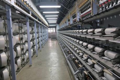 PVTEX sẽ vận hành 6 dây chuyền của phân xưởng sợi Filament