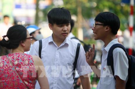 Lịch thi và công bố điểm tuyển sinh vào lớp 6 THCS song bằng tại Hà Nội