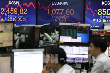 Số lượng nhà đầu tư tham gia thị trường chứng khoán Hàn Quốc cao kỷ lục