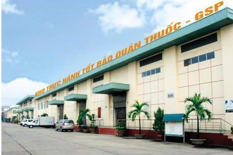 Cổ phiếu Công ty cổ phần Dược phẩm Trung ương - CPC1 giao dịch trên UpCom.
