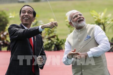 Ấn Độ và Indonesia đóng góp tích cực cho tăng trưởng của châu Á
