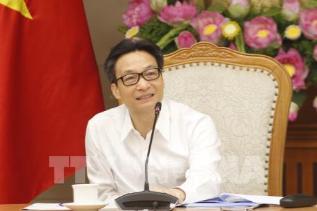 Họp Hội đồng quốc gia về phát triển bền vững và nâng cao năng lực cạnh tranh