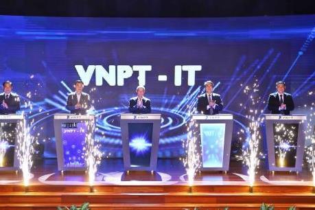 Chính thức ra mắt Công ty Công nghệ Thông tin VNPT