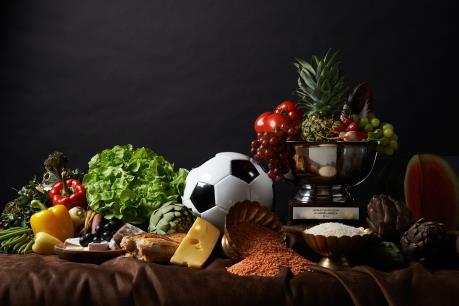 Dịch vụ đồ ăn phục vụ xem World Cup 2018 lên ngôi