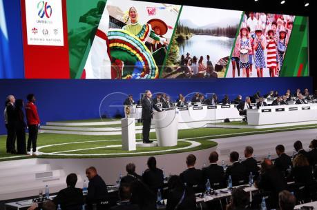 FIFA: Bắc Mỹ sẽ đăng cai World Cup 2026