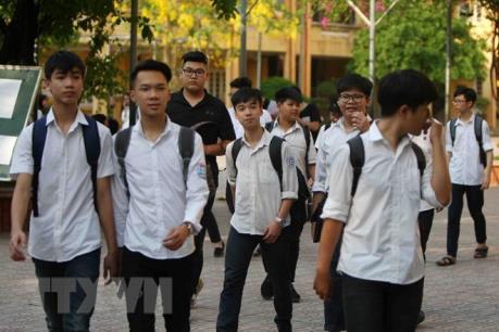 Kỳ thi tuyển sinh vào lớp 10 tại Tp HCM: Hơn 51% bài thi Toán đạt điểm dưới trung bình