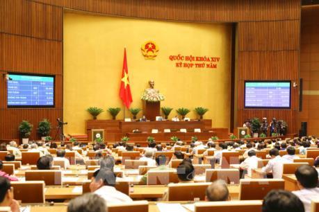 Kỳ họp thứ 5, Quốc hội khóa XIV: Thông qua Luật Thể dục, thể thao sửa đổi