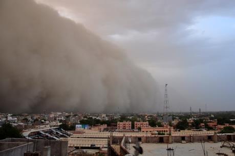 Bão kèm sấm sét tại miền Bắc Ấn Độ khiến hàng chục người thương vong