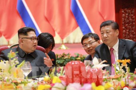 Nhà lãnh đạo Triều Tiên có thể sẽ hội đàm với Chủ tịch Trung Quốc