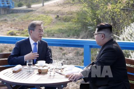 Hàn Quốc, Triều Tiên bắt đầu thảo luận về kết nối đường sắt