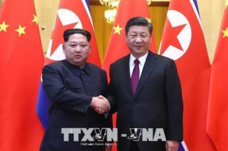 """""""Tuần trăng mật"""" mới trong quan hệ Trung Quốc-Triều Tiên"""