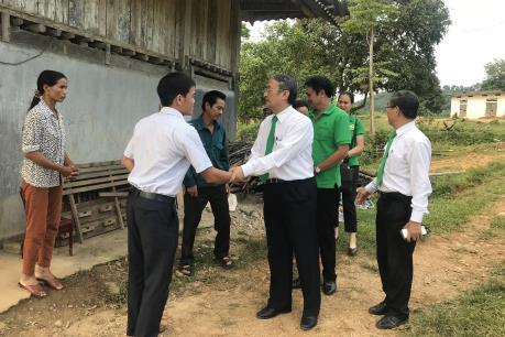 Tập đoàn Mai Linh ủng hộ đồng bào bị lũ quét ở Hà Giang