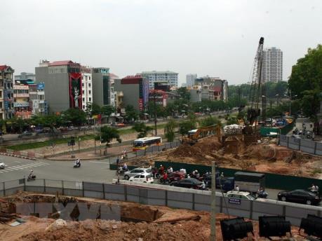 Hà Nội triển khai đầu tư xây dựng 55 dự án, công trình trọng điểm