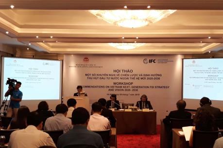 Cải cách mang tính đột phá để thu hút dòng vốn FDI thế hệ mới
