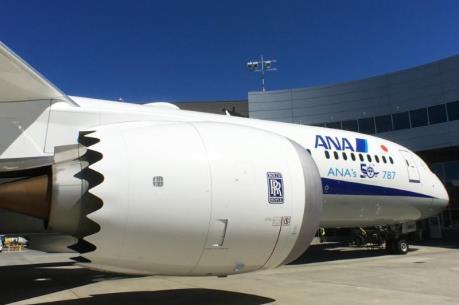 Hãng hãng không ANA hủy bỏ nhiều chuyến bay để kiểm tra động cơ