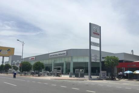 Toyota Việt Nam khai trương đại lý ở Nam Định