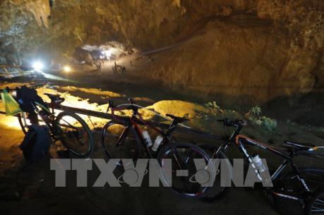 Hang Tham Luang sẽ trở thành bảo tàng sau hành trình giải cứu đội bóng nhí