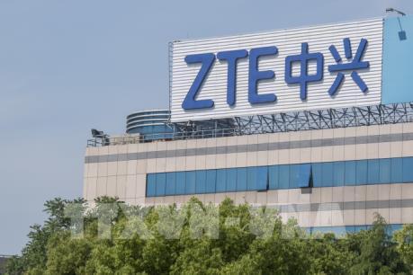 Mỹ tiến tới dỡ bỏ lệnh cấm tập đoàn ZTE của Trung Quốc