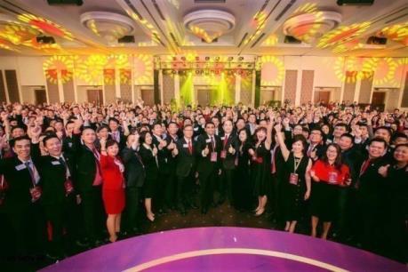Hơn 1.000 doanh nhân tham gia sự kiện Hội ngộ đỉnh cao