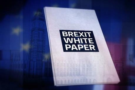 Chính phủ Anh công bố Sách Trắng Brexit