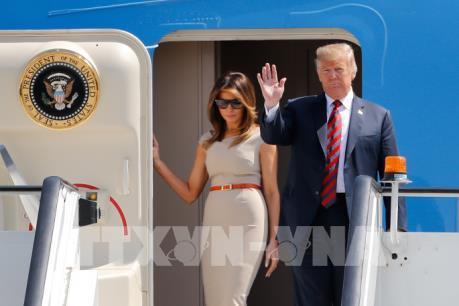Tổng thống Mỹ tới Anh trong mối hoài nghi về kế hoạch Brexit của Thủ tướng Anh