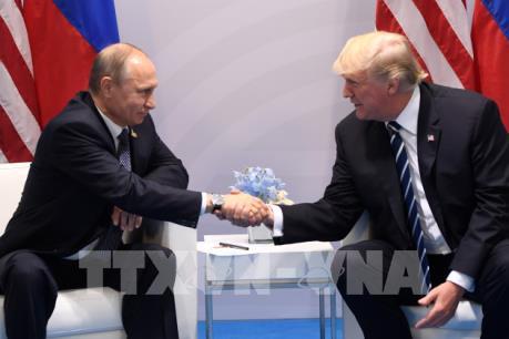 """Điện Kremlin hy vọng hội nghị thượng đỉnh Nga - Mỹ sẽ mở đường """"hàn gắn"""" quan hệ"""