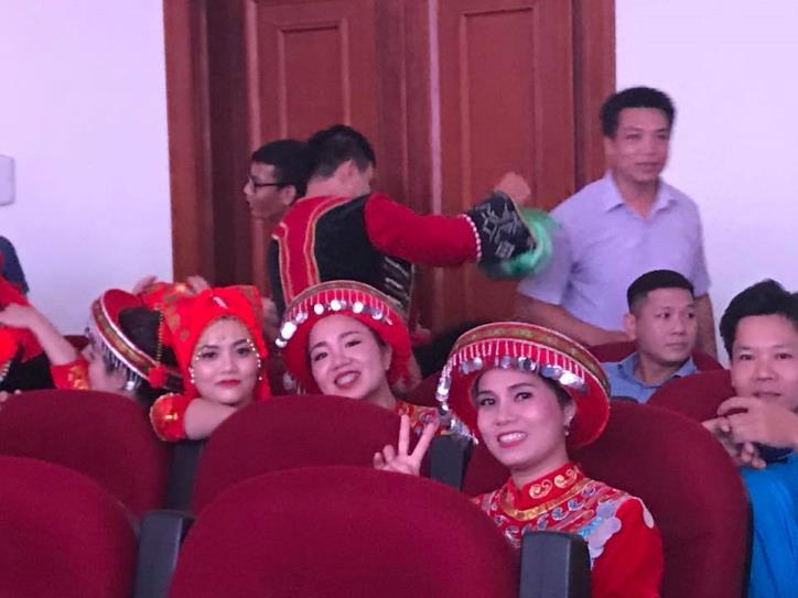Tưng bừng hội diễn văn nghệ Thông tấn xã Việt Nam 2017 - hình 15