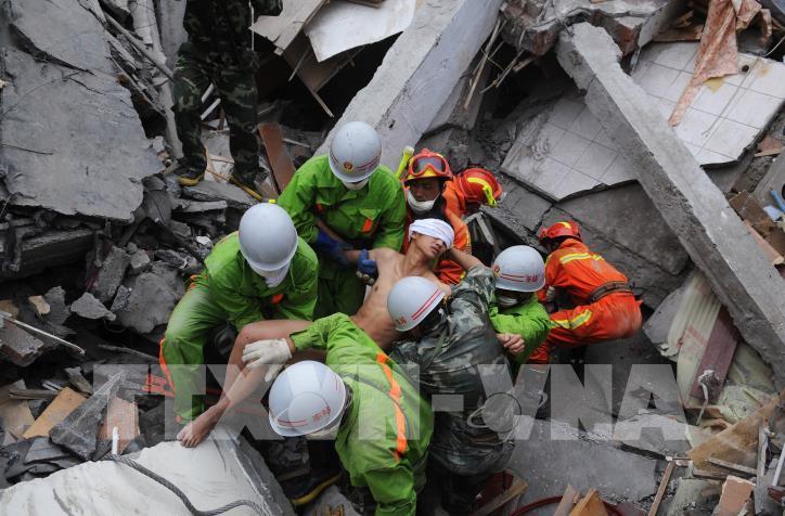 Tứ Xuyên hồi sinh mạnh mẽ sau cơn đại địa chấn 2008 - hình 0