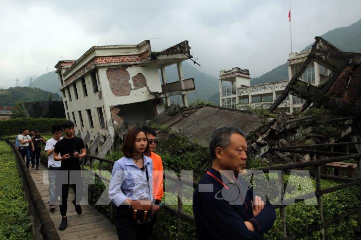 Tứ Xuyên hồi sinh mạnh mẽ sau cơn đại địa chấn 2008 - hình 5