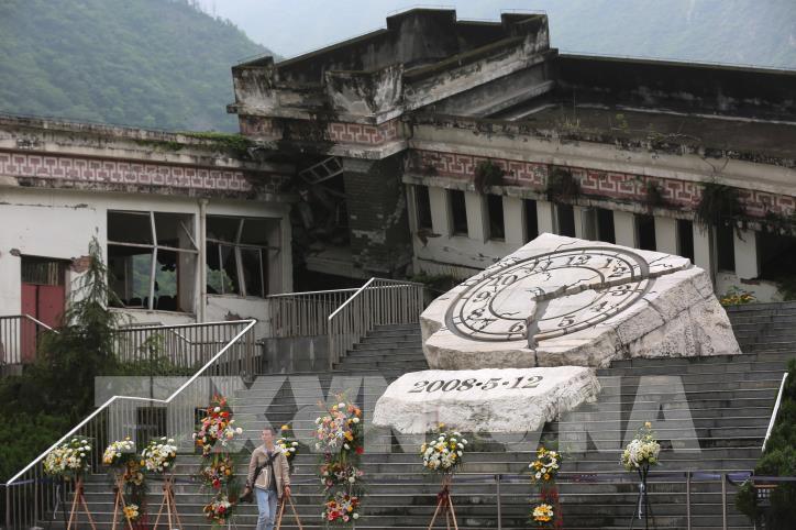 Tứ Xuyên hồi sinh mạnh mẽ sau cơn đại địa chấn 2008 - hình 6