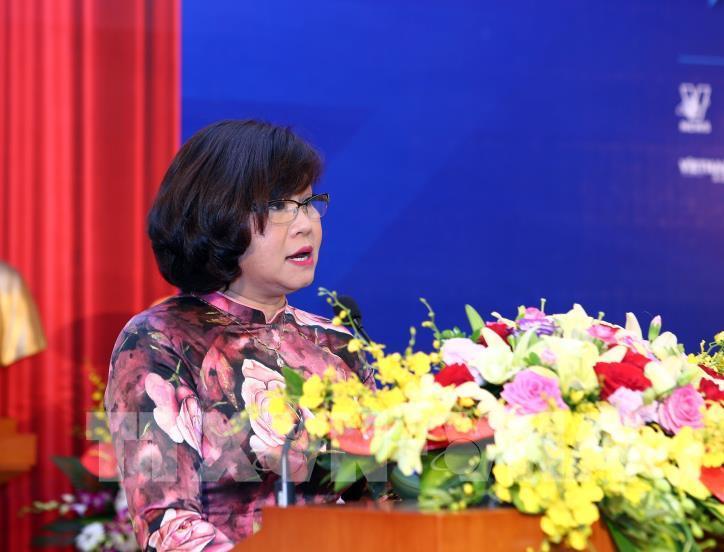 Lễ trao Giải báo chí Thông tấn xã Việt Nam 2017 - hình 9