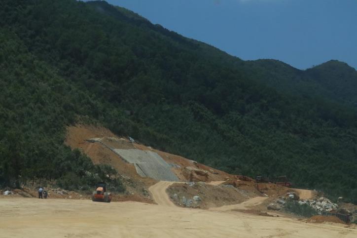 Hầm đường bộ Cù Mông nước rút vượt tiến độ  - hình 9
