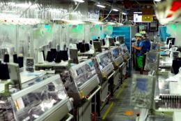 Các khu công nghiệp đã đi vào hoạt động có tỷ lệ lấp đầy đạt 73%