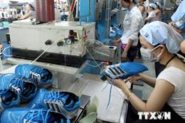 Xuất khẩu da giầy tăng chậm trong 9 tháng đầu năm