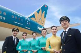 Vietnam Airlines ưu đãi vé