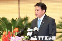 Chủ tịch Hà Nội: Tiến tới chấm dứt lấn chiếm đất công, đất nông nghiệp