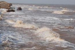 Dự báo thời tiết 21/10: Bão số 8 suy yếu thành áp thấp nhiệt đới