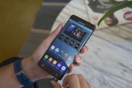 Samsung trấn an người dùng điện thoại Galaxy S7 sau sự cố Note 7