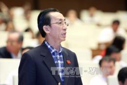 Kỳ họp thứ 3 - Quốc hội khoá XIV: Cần kiểm soát đầu tư công để phát huy tối đa hiệu quả