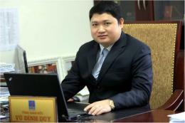 Bộ Công Thương tạm đình chỉ công tác đối với ông Vũ Đình Duy