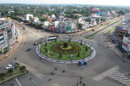 Đấu giá công khai, giá đất Bình Phước tăng thêm 2,5 lần