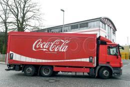 Coca-Cola mở nhà máy đầu tiên tại Dải Gaza