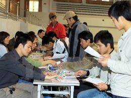 Lệ phí cấp phép đưa lao động Việt Nam đi làm ở nước ngoài