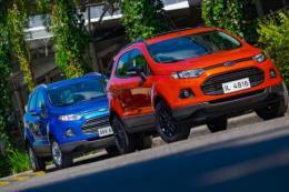 Thị trường Mỹ ưa chuộng xe tải hạng nhẹ và SUV