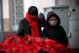Tin thời tiết mới nhất: Không khí lạnh tràn về, nhiệt độ ở Đông Bắc bộ giảm mạnh